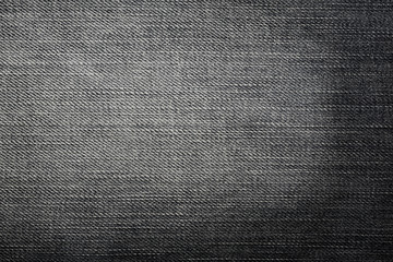 Texture of denim background. Grey jeans