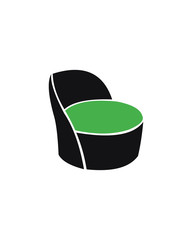 Sofa logo template