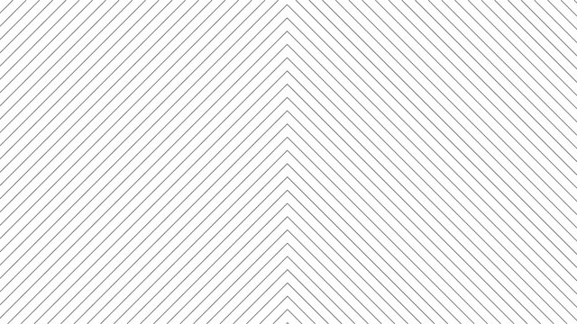 The black corner line goes in the same way, pointing up like an arrow.