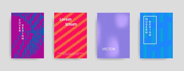 Modern minimal cover design