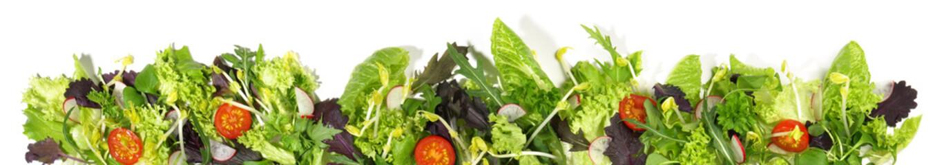 Salat - Panorama