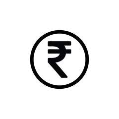 rupee indian symbol