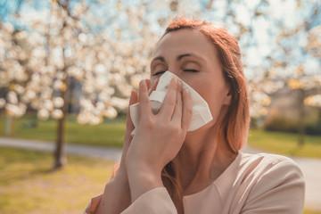 allergie im frühling
