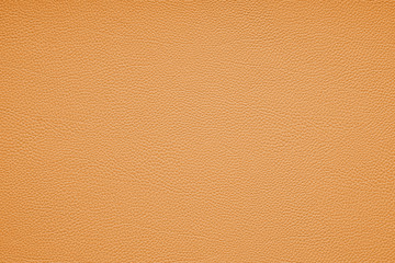 leather texture background in orange color - faux leather pattern