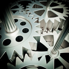 silver mechanism