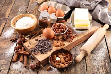 baking food ingredient