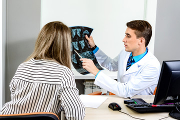 Consult the patient's doctor, the concept of the conversation