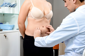 Doctor's advice for minor obesity