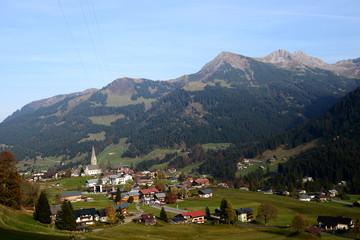 Mittelberg - Kleinwalsertal - Allgäuer Alpen