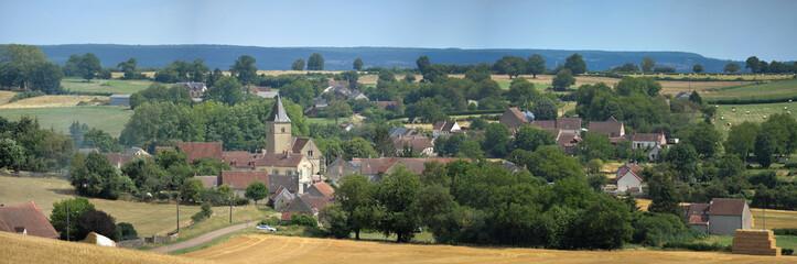 Village de la Nièvre