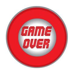 Button-GAME OVER