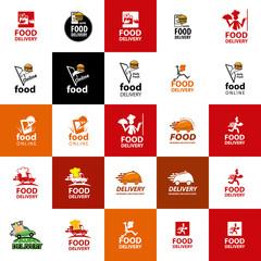 set food delivery logo
