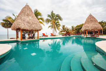 Private Belize Beach Resort