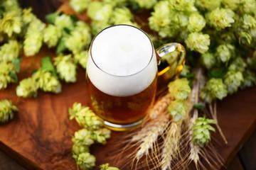 Bier, Hopfen