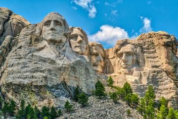 Mount Rushmore, iconic landmark Fotomurales