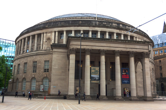Manchester Central Library 2