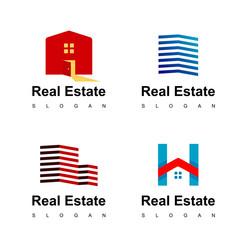 Real Estate Logo Set