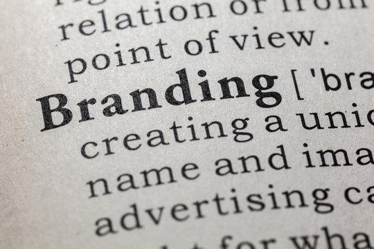 definition of branding