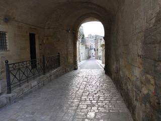 Fototapeta Matera, Capitale della Cultura Europea 2019