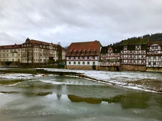 Rotenburg an der Fulda Altstadt (Hessen)