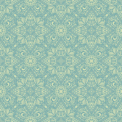 Cute vintage web background and wallpaper vector