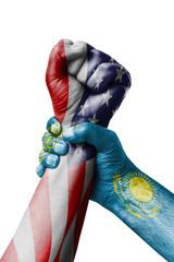 AMERICA VS Kazakstan