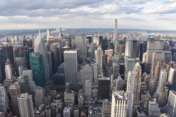 Autocollant pour porte New York New York