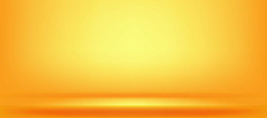 yellow and orange studio background