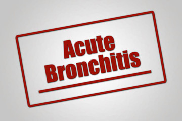 Disease - Header - Acute Bronchitis