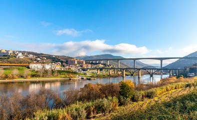 Douro Valley riverside Authentic  Landscape Portugal