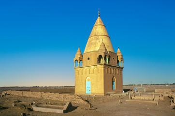 Sufi Mausoleum in Omdurman