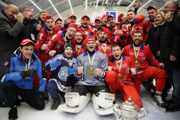 Bandy World Championship - Sweden v Russia
