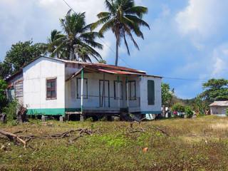 house Corn Island Nicaragua Central America