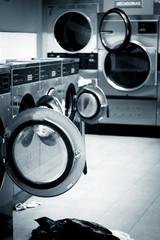 Industrial public laundry