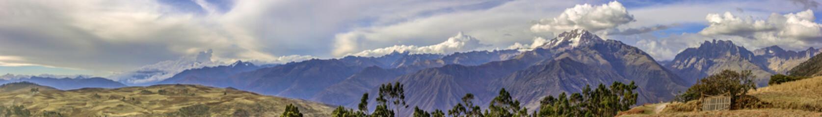 High Andes Near Cuzco