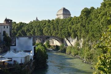 ROMA - Ponte dei Quattro Capi