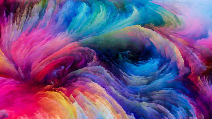 Colorful Paint Virtual