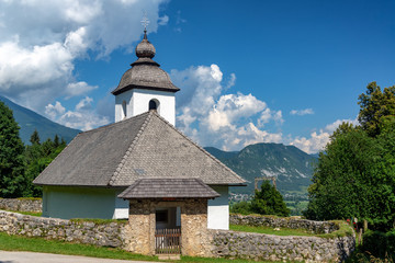 St. Katherine Church in Slovenia