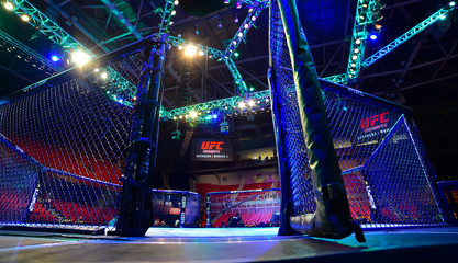 MMA: UFC Fight Night-Fortaleza