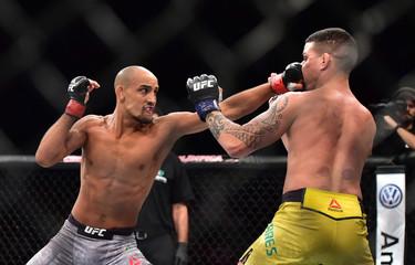 MMA: UFC Fight Night-Fortaleza- Colares vs Freitas Jr