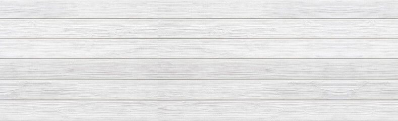 Türaufkleber Holz panorama of white wood wall texture and background