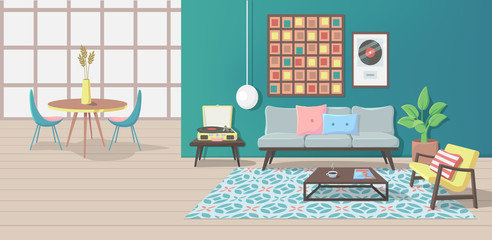Furniture. Interior