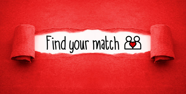 Cubes, dice and paper work with find your match