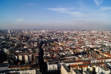 living in Berlin Panorama
