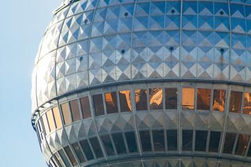 ball of berlin TV Tower
