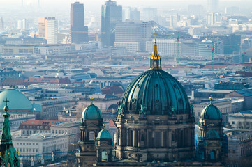 Berliner Dom Panorama