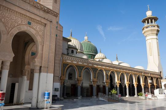 the Mosque of Sidi Abdul Salam in Ziltan, Afica, Libya, Al Marqab
