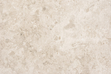 Closeup beige marble with natural pattern texture background. Horizontal picture.
