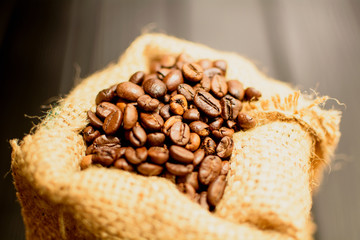 Coffee, coffee grains, black coffee, Arabic, robust, espresso, coffee background, hot drink, office, caffeine, cappuccino, breakfast, harvest, season