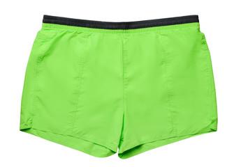 Green swimming trunks